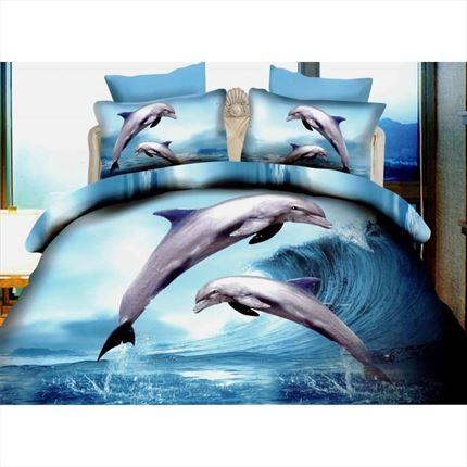 Funda Nordica Delfines.Fundas Nordicas Ropa De Cama Y Regalos Personalizados